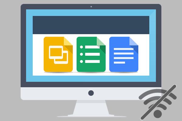 如何启用谷歌文件脱机编辑它们的同步