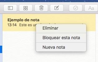 Wie Sperren mit einem Passwort Ihre Notizen auf Mac - Bild 2 - Prof.-falken.com
