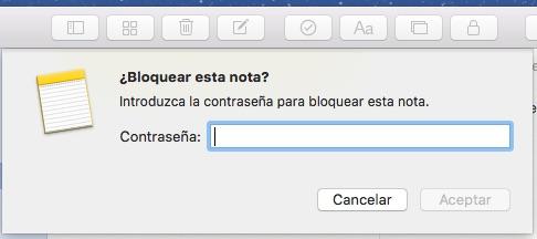 Wie Sperren mit einem Passwort Ihre Notizen auf Mac - Bild 3 - Prof.-falken.com