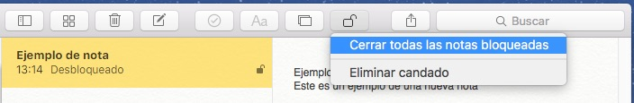 Wie Sperren mit einem Passwort Ihre Notizen auf Mac - Bild 4 - Prof.-falken.com