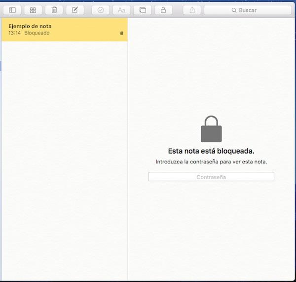 Πώς να τον κωδικό πρόσβασης κλείδωμα τις σημειώσεις σας σε Mac - Εικόνα 5 - Professor-falken.com