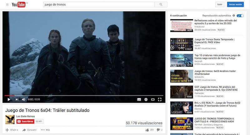 Youtube のビデオを web ページに挿入する方法 - イメージ 1 - 教授-falken.com