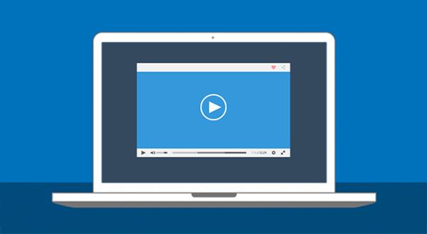 Youtube のビデオを web ページに挿入する方法