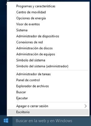 Quelles sont les différentes manières pour ouvrir le panneau de configuration sous Windows 10 - Image 2 - Professor-falken.com