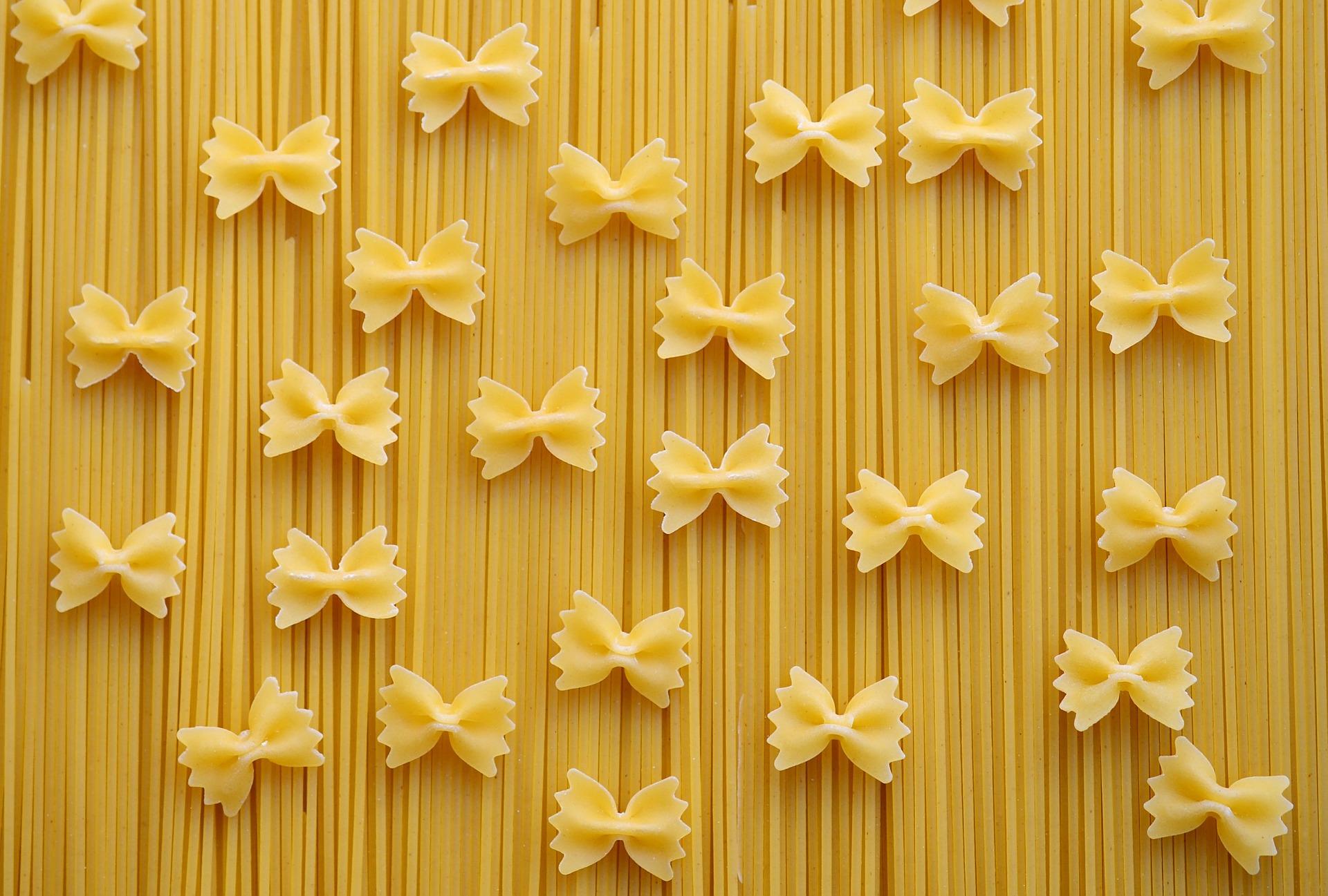 tagliatelle, pasta, Spaghetti, cravatte, Cibo italiano - Sfondi HD - Professor-falken.comjpg