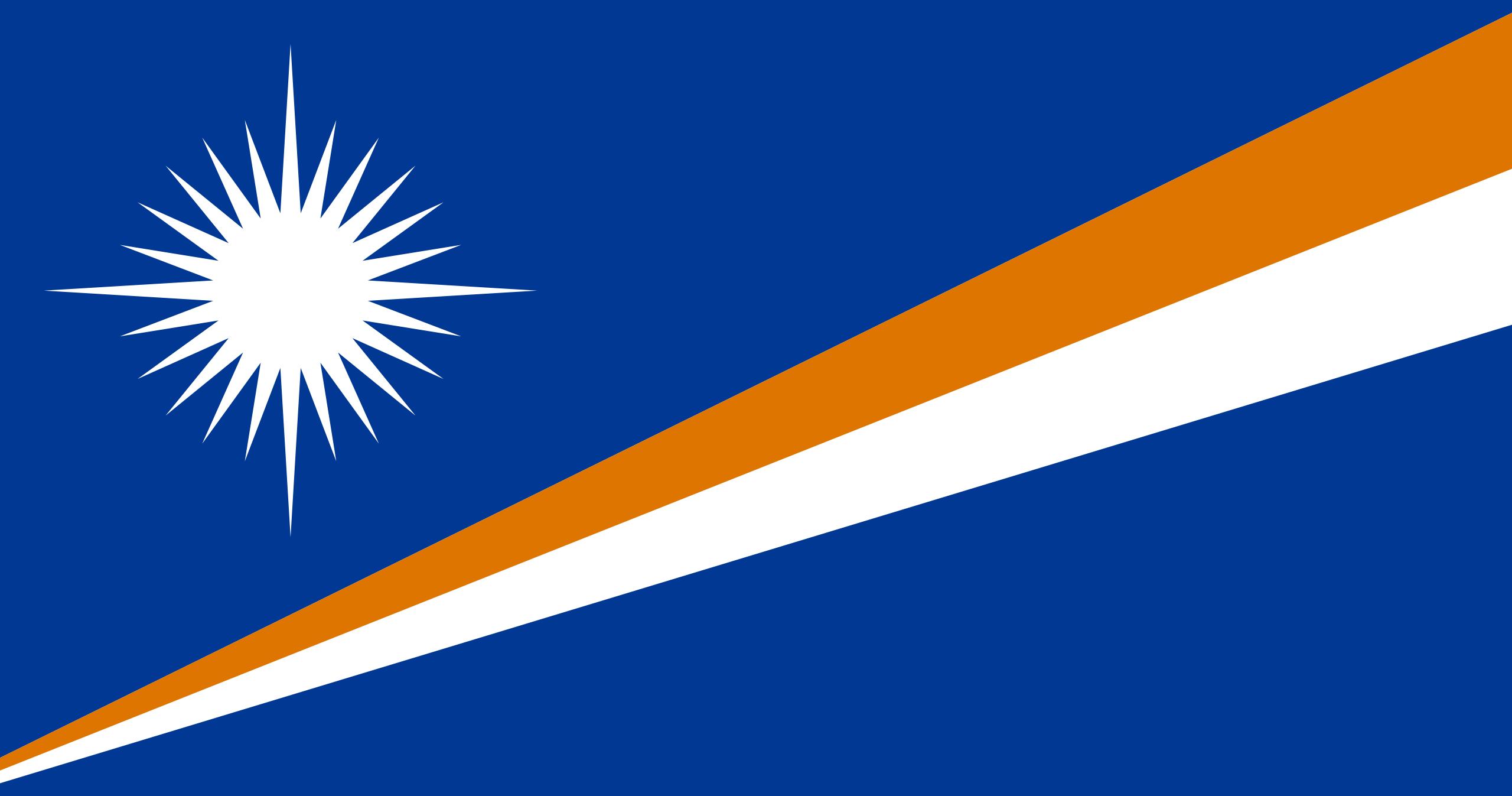 islas marshall, χώρα, έμβλημα, λογότυπο, σύμβολο - Wallpapers HD - Professor-falken.com