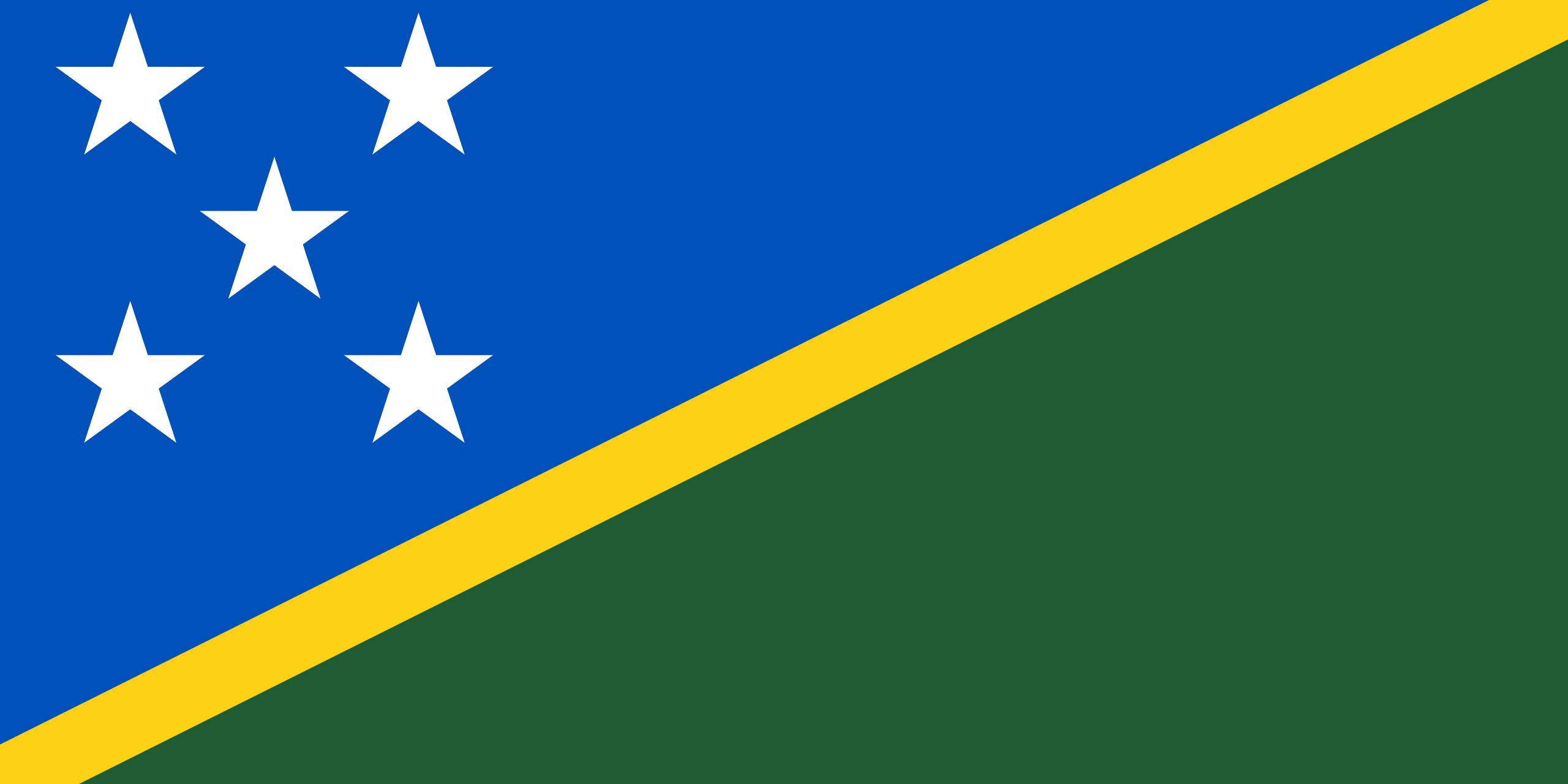 islas salomón, 国, エンブレム, ロゴ, シンボル - HD の壁紙 - 教授-falken.com