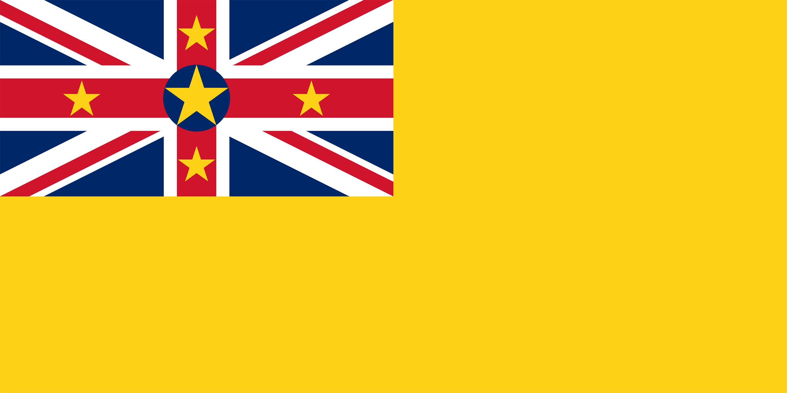 niue, país, emblema, insignia, símbolo - Fondos de Pantalla HD - professor-falken.com