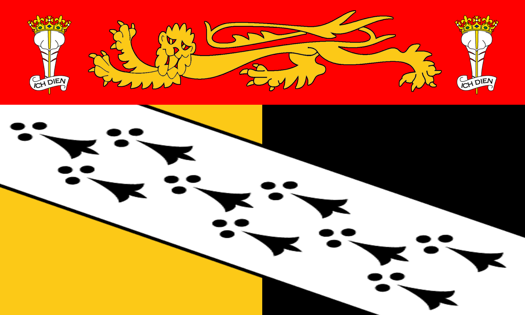 Norfolk, pays, emblème, logo, symbole - Fonds d'écran HD - Professor-falken.com