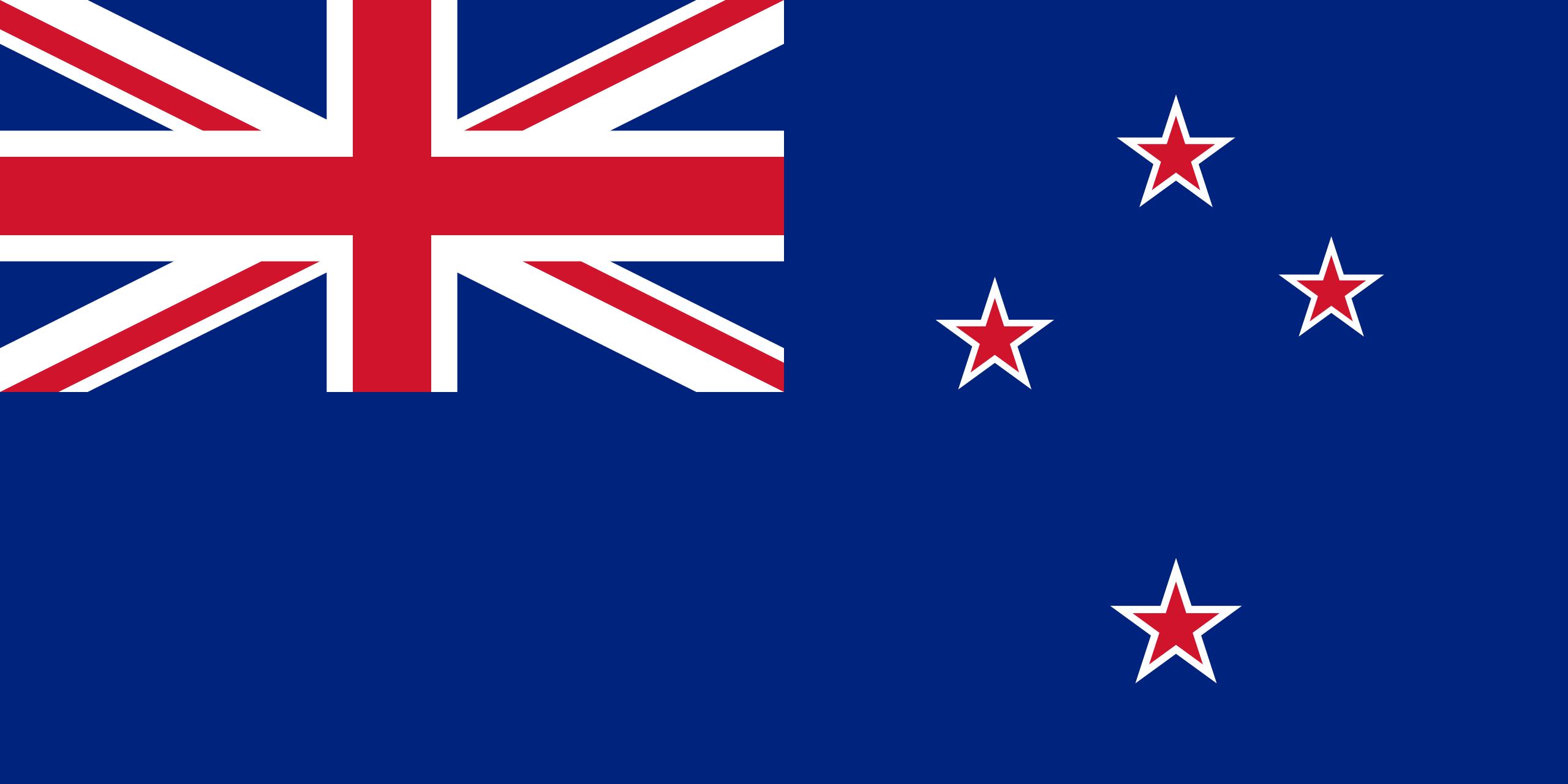 Nouvelle-Zélande, pays, emblème, logo, symbole - Fonds d'écran HD - Professor-falken.com