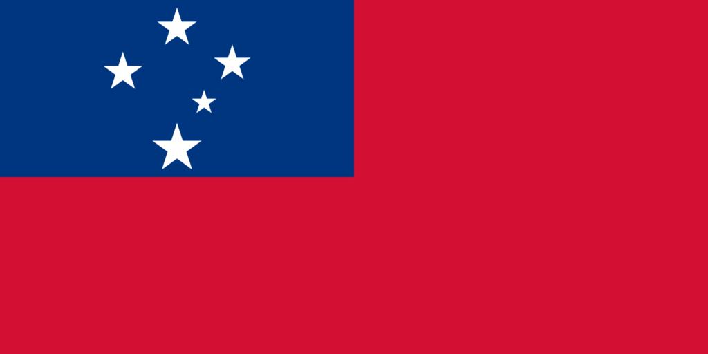 萨摩亚, 国家, 会徽, 徽标, 符号, 1605130417