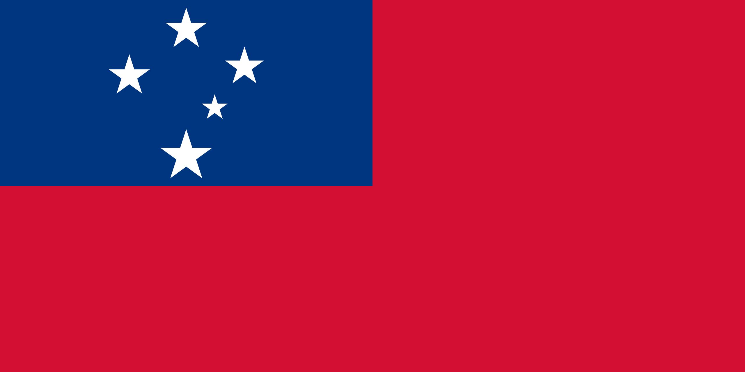 ساموا, البلد, emblema, شعار, الرمز - خلفيات عالية الدقة - أستاذ falken.com