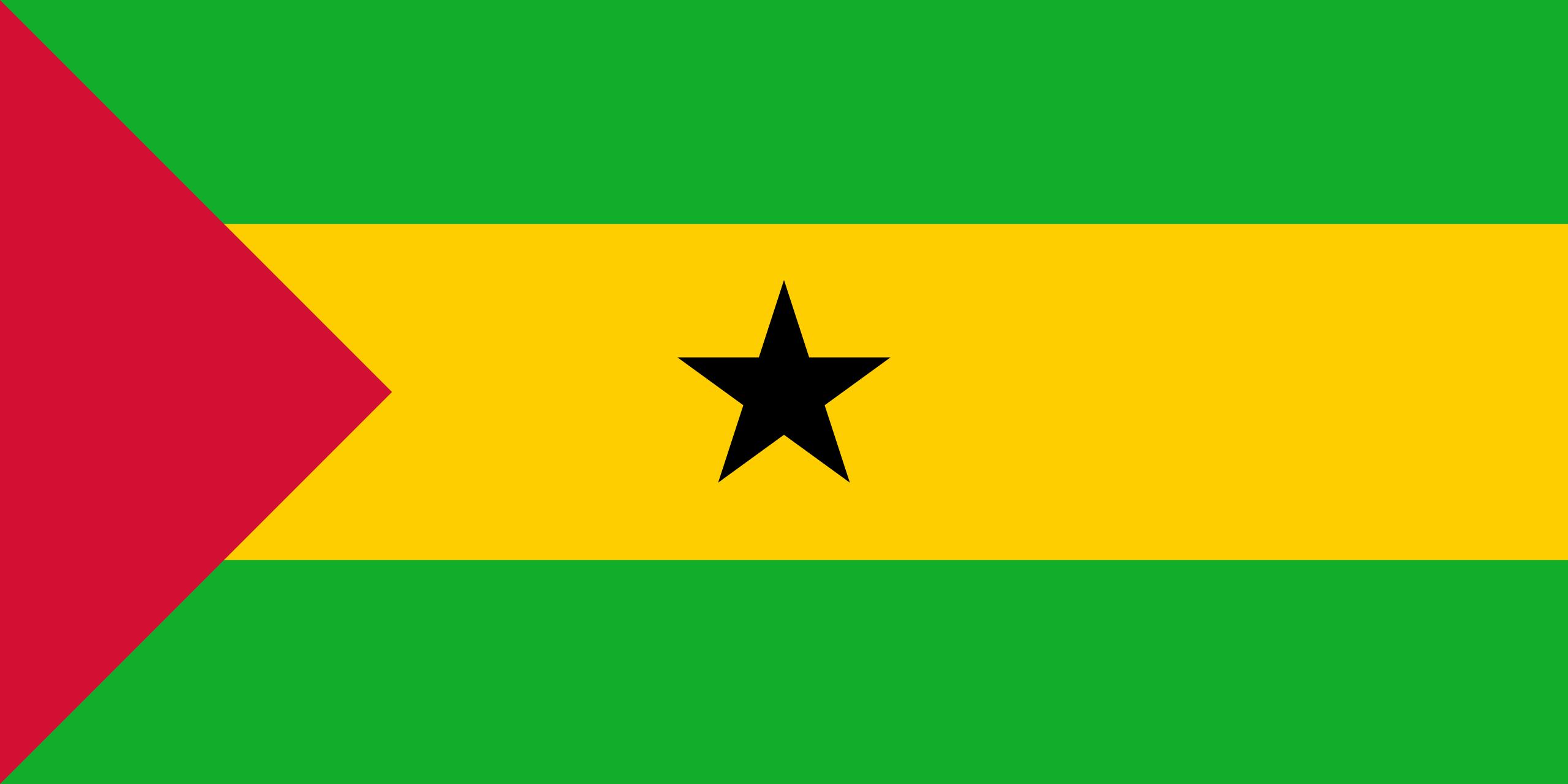 Santo tomé e Príncipe, paese, emblema, logo, simbolo - Sfondi HD - Professor-falken.com