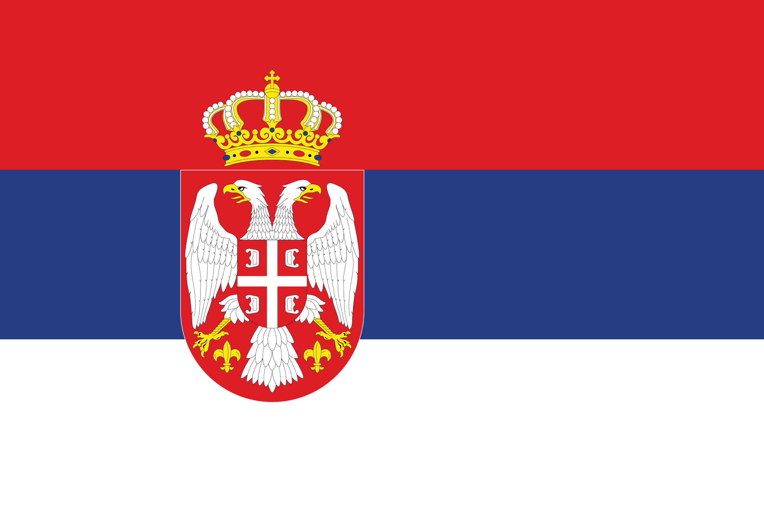serbia, страна, Эмблема, логотип, символ - Обои HD - Профессор falken.com