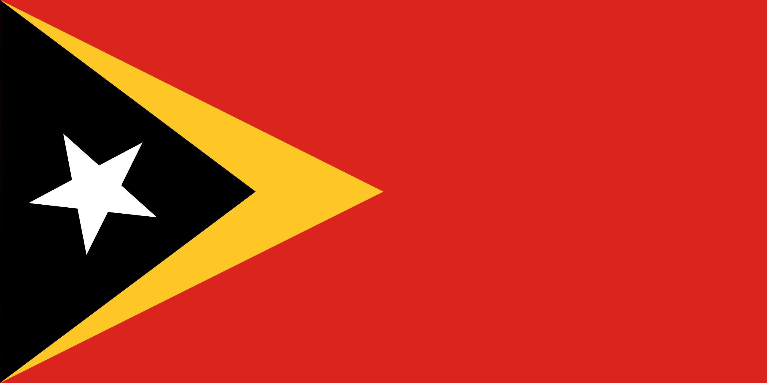 timor oriental, paese, emblema, logo, simbolo - Sfondi HD - Professor-falken.com