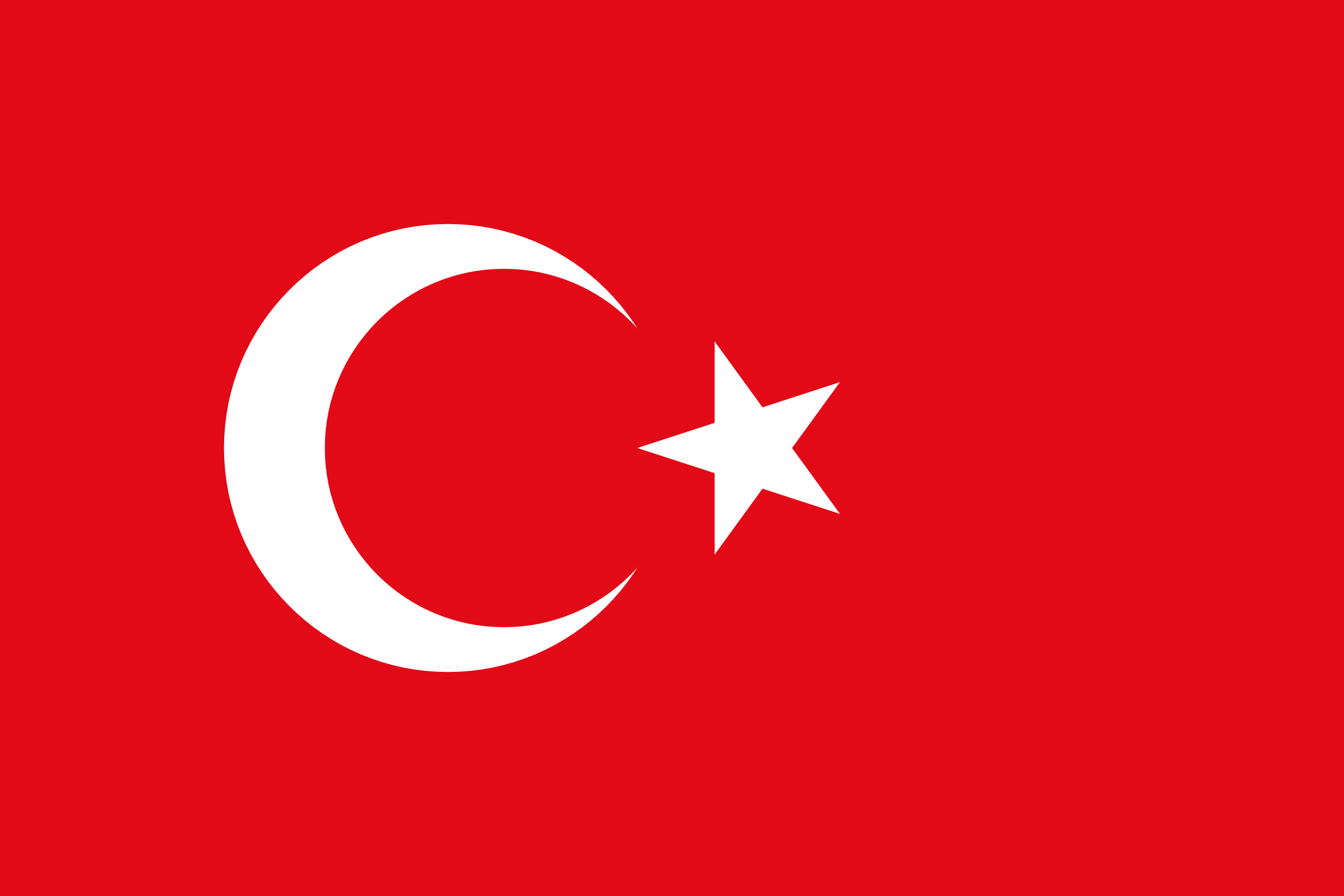 Turquie, pays, emblème, logo, symbole - Fonds d'écran HD - Professor-falken.com