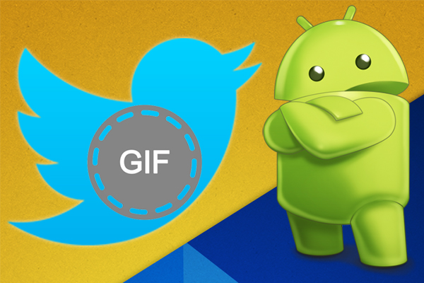 How to save GIFs Animados von Twitter auf Ihrem Android-Handy