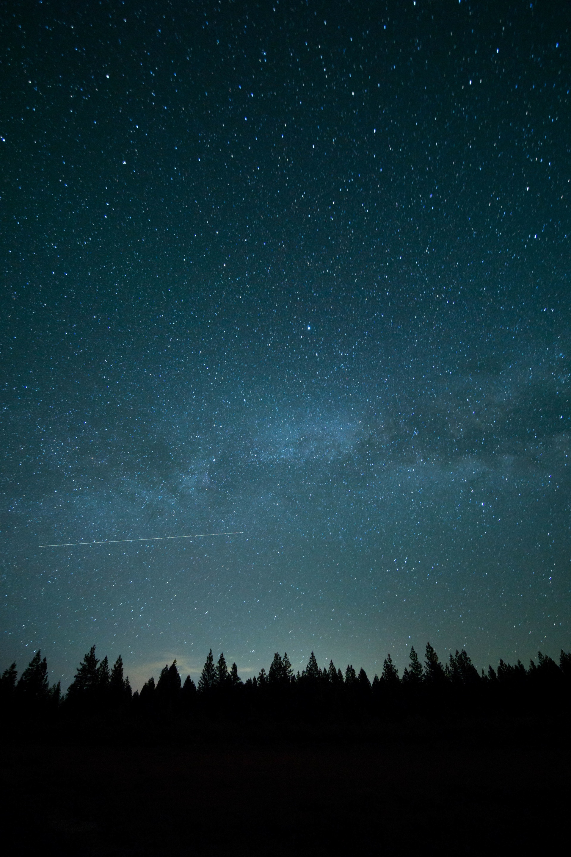 Sky, Star, nuit, espace, Étoilé - Fonds d'écran HD - Professor-falken.com
