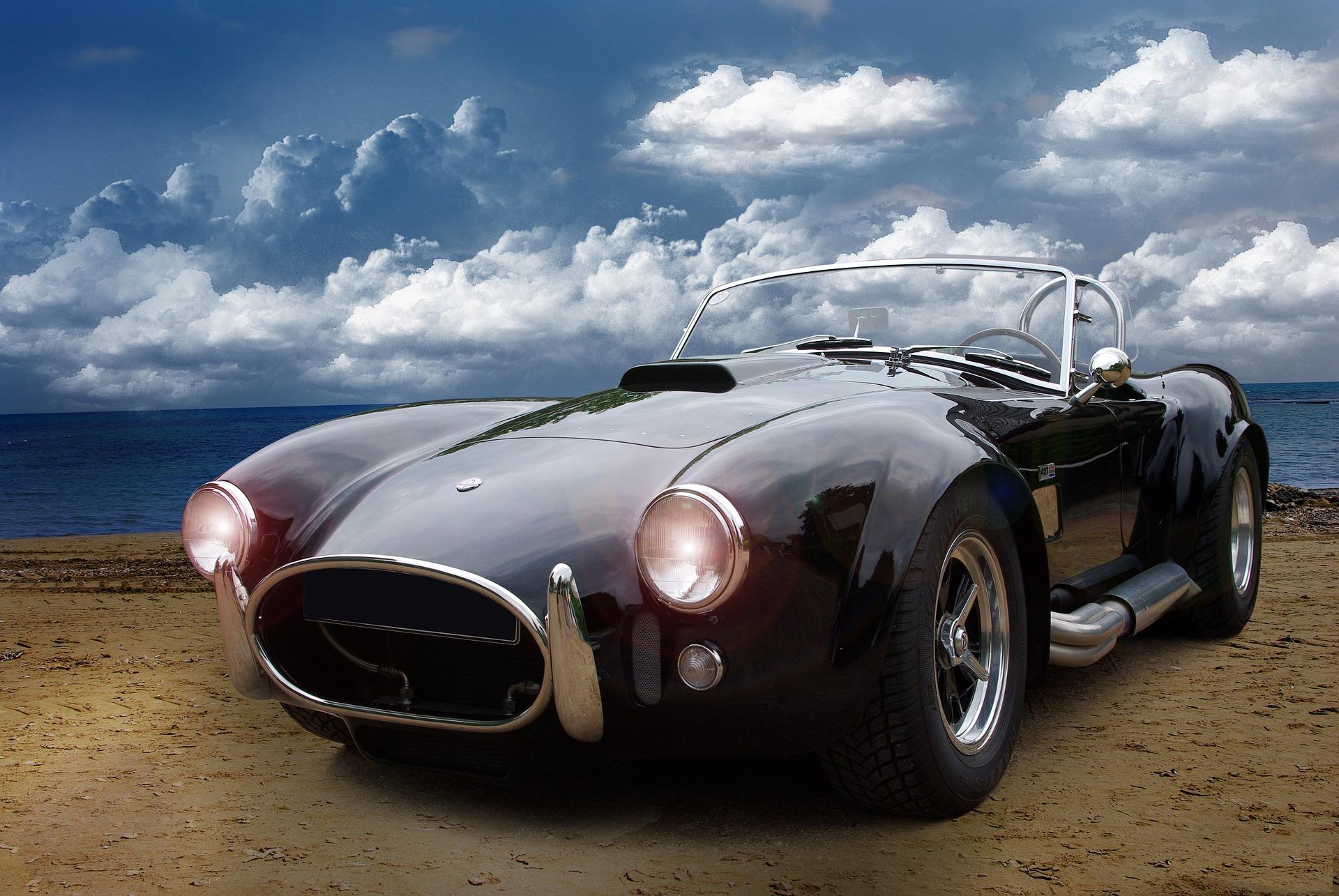 voiture, Cobra, Classique, temps, automobile, Vintage - Fonds d'écran HD - Professor-falken.com