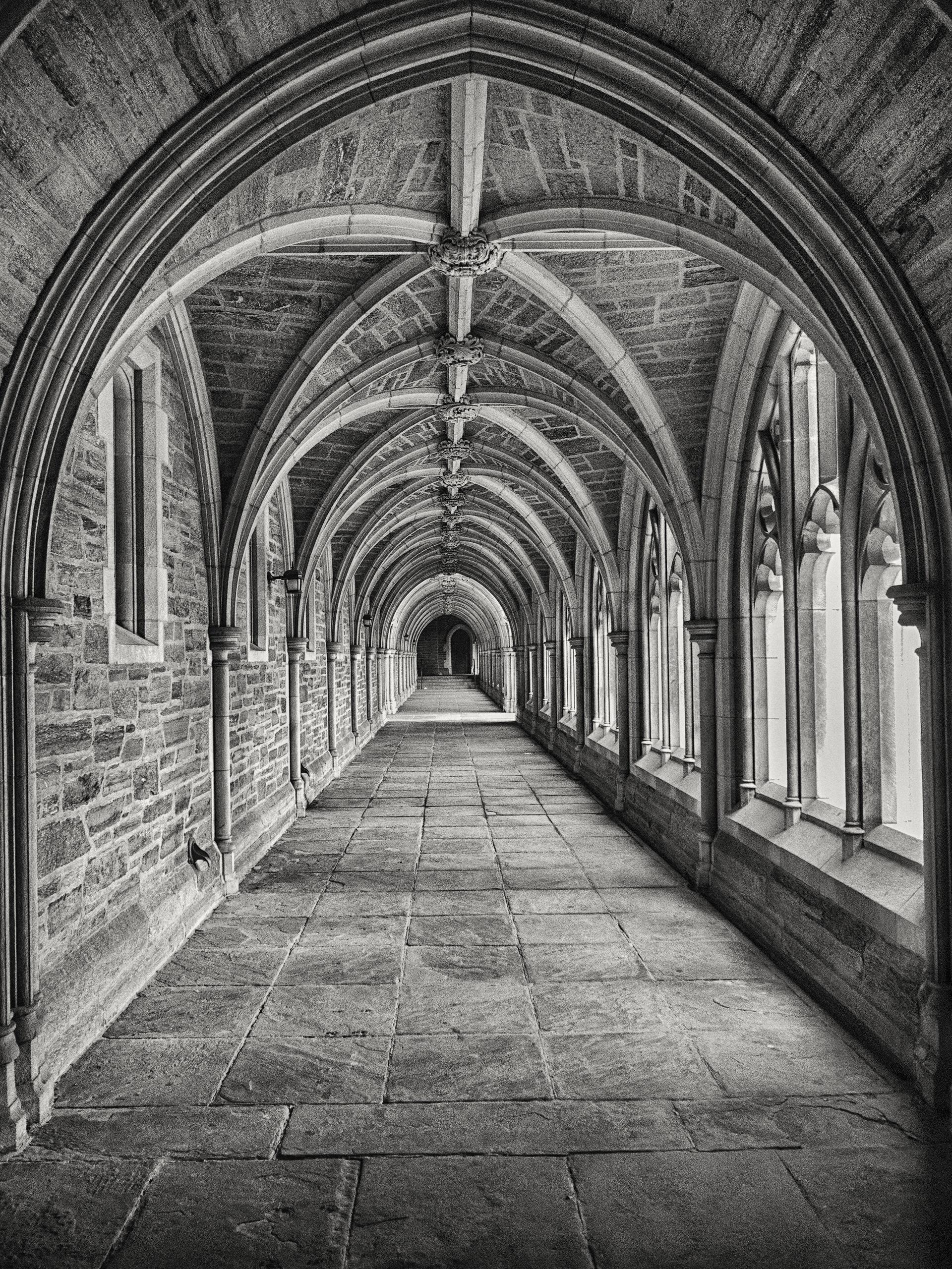 edificio, arcos, arquitectura, antiguo, en blanco y negro - Fondos de Pantalla HD - professor-falken.com