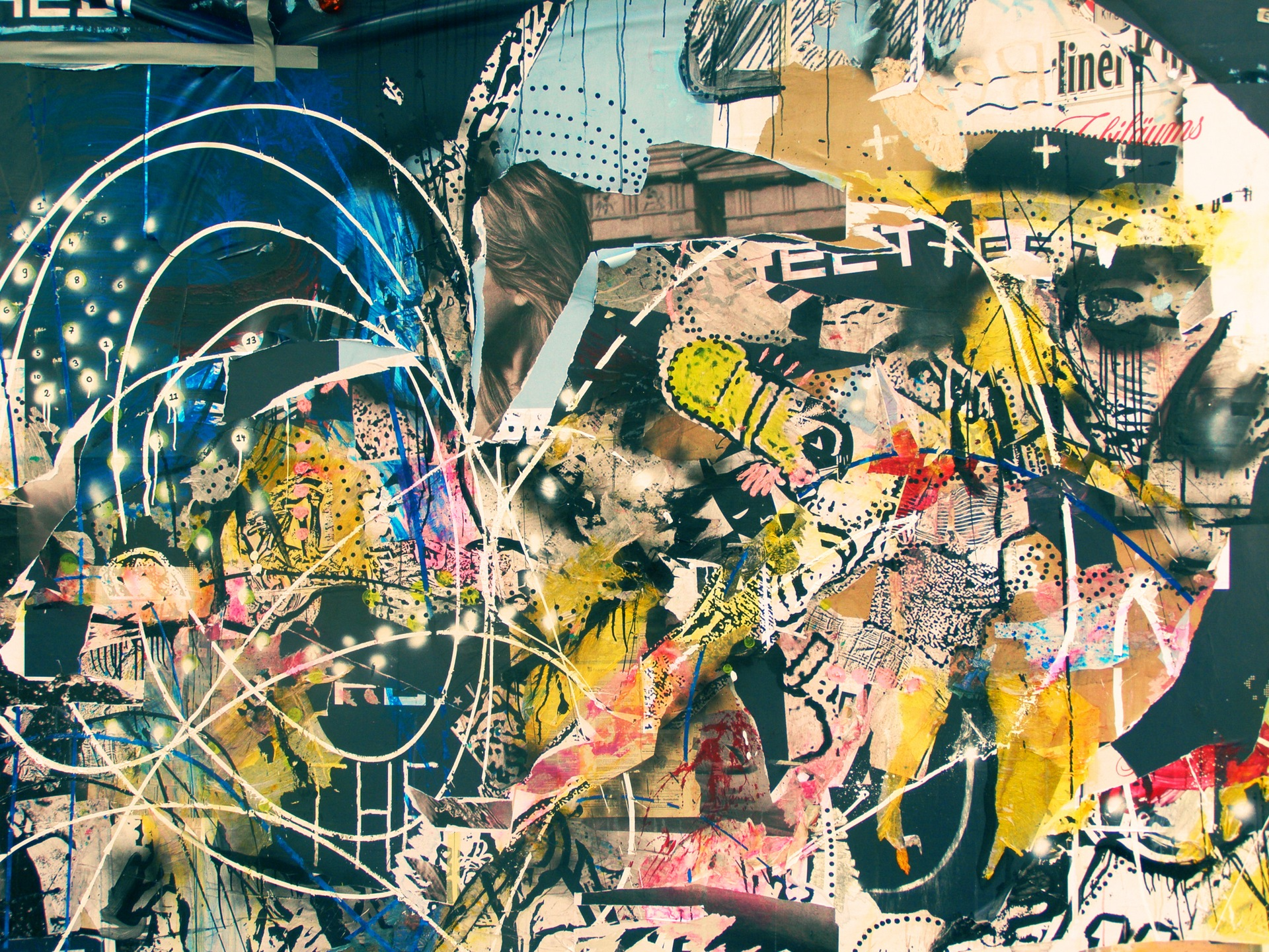 落書き, アート, インスピレーション, ストリート, 都市 - HD の壁紙 - 教授-falken.com