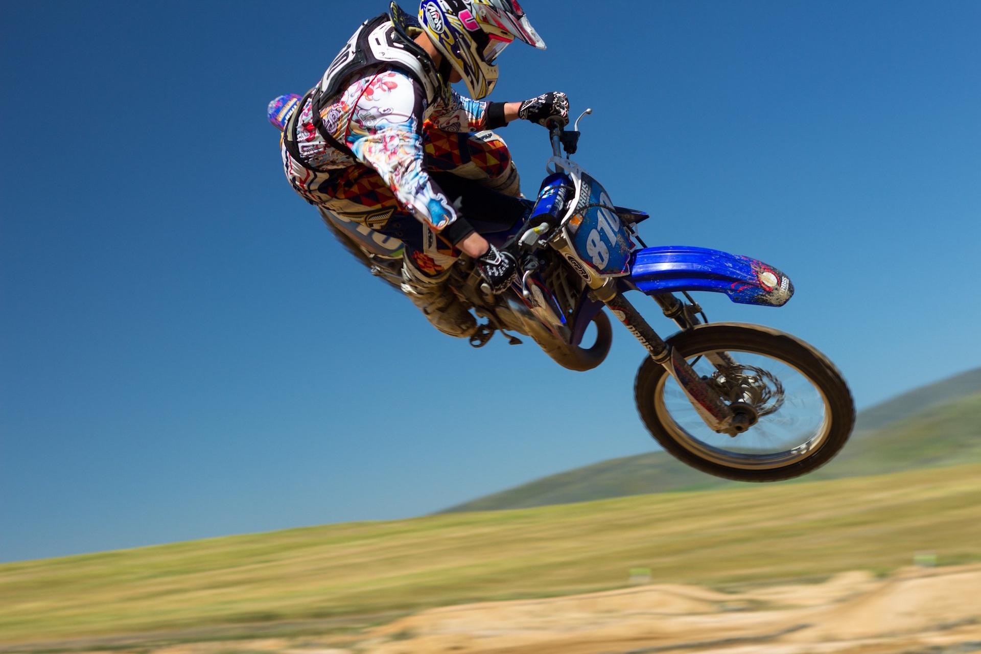 motocicleta, salto, carrera, riesgo, competición - Fondos de Pantalla HD - professor-falken.com