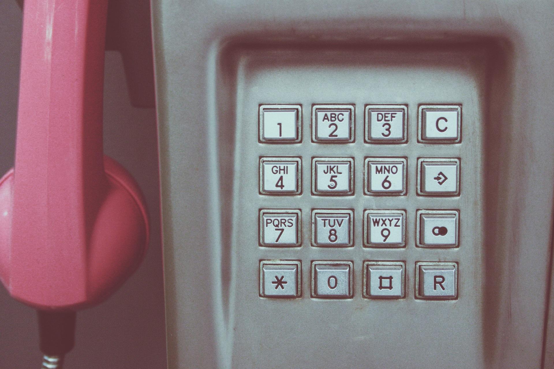 telefono, cabina, chiavi, numeri, vintage, retrò, cabina telefonica - Sfondi HD - Professor-falken.com