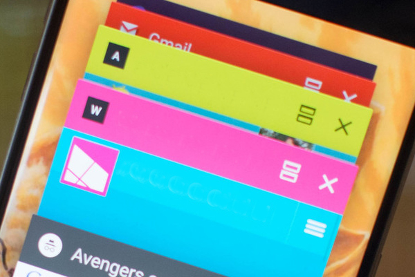 Chrome のタブより確認する方法, ブラウザー自体, あなたのウェブサイトの色に適応します。