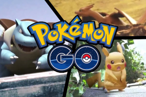 Pokemon Go, Κατεβάστε ένα απλό παιχνίδι του pickup που έχει ήδη εκατομμύρια παίκτες