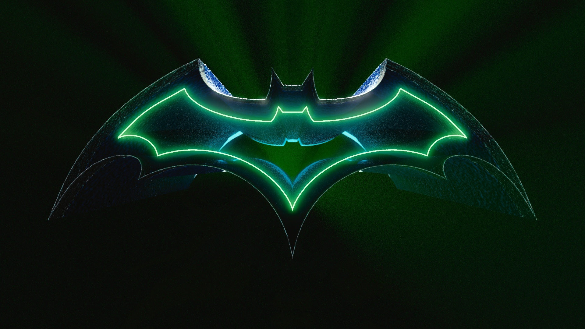 Batman, Symbol, Logo, 3D, Superheld, Fledermaus - Wallpaper HD - Prof.-falken.com