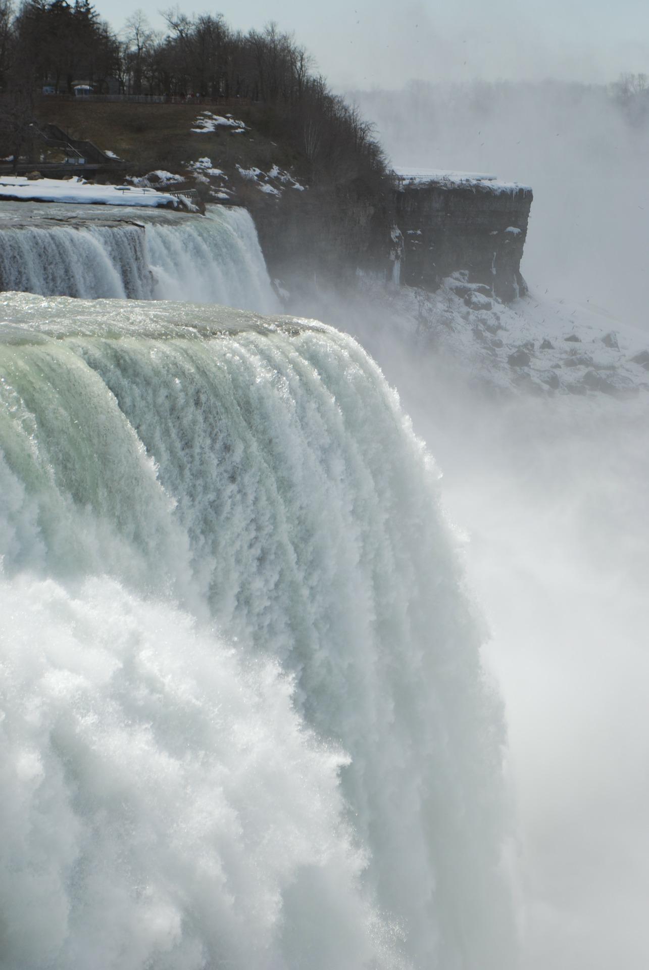 Falls, Niagara, Rivière, eau, l'automne - Fonds d'écran HD - Professor-falken.com