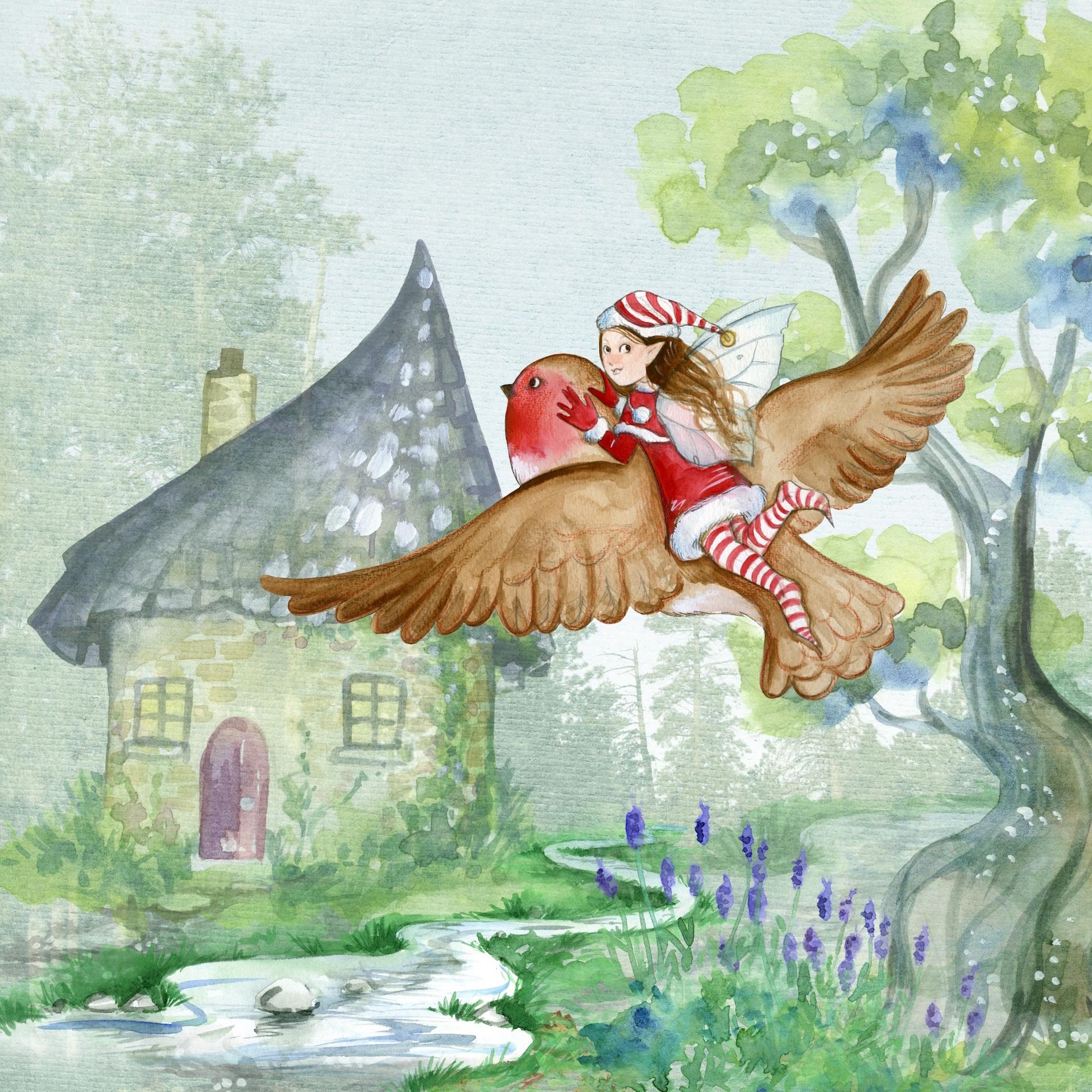 Fantasy, Tale, jeune fille, Oiseau, Mystère - Fonds d'écran HD - Professor-falken.com