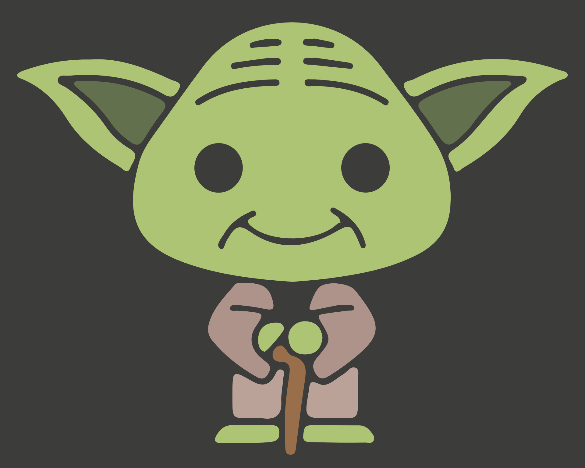 Yoda, Jedi, Star wars, die Star Wars, Kraft - Wallpaper HD - Prof.-falken.com