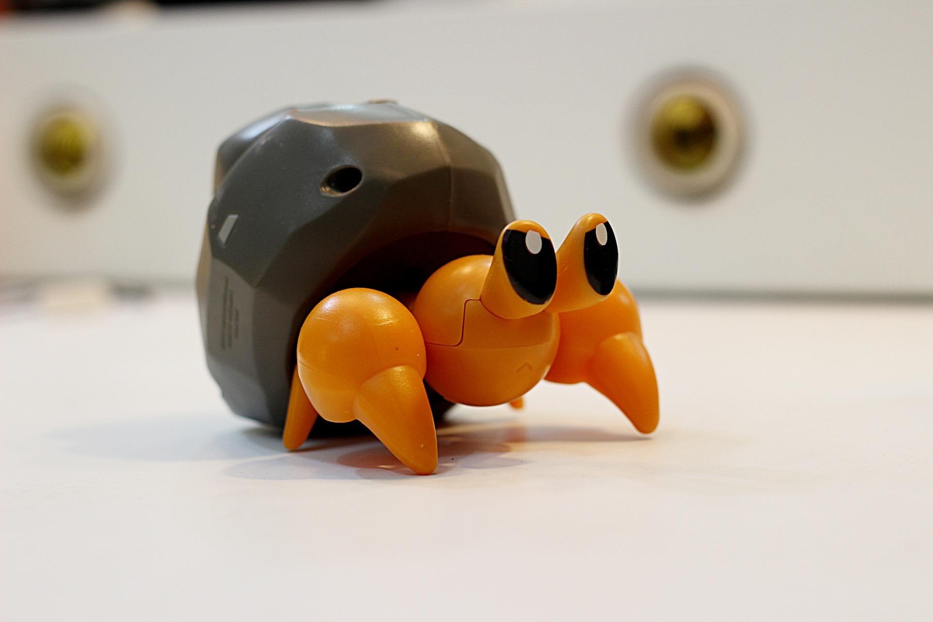 dwebble, pokemon, dibujos, juguete, pokemon go - Fondos de Pantalla HD - professor-falken.com