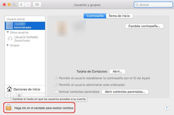 Cómo cambiar el nombre de una cuenta de usuario en tu Mac - Image 2 - professor-falken.com