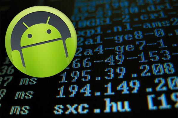 Wie Sie wissen die Adresse oder die IP-Adressen, die Ihr Android-Gerät verwenden