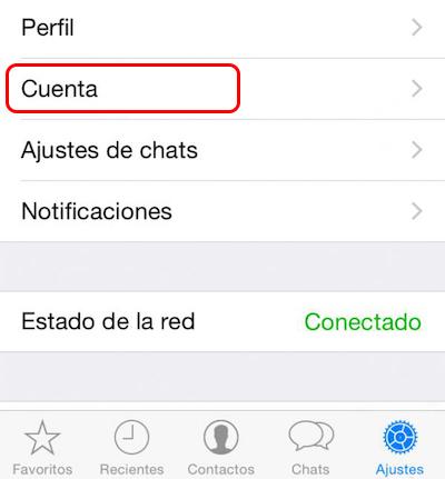 Cómo ocultar la hora de tu última conexión a WhatsApp en tu iPhone - Image 1 - professor-falken.com