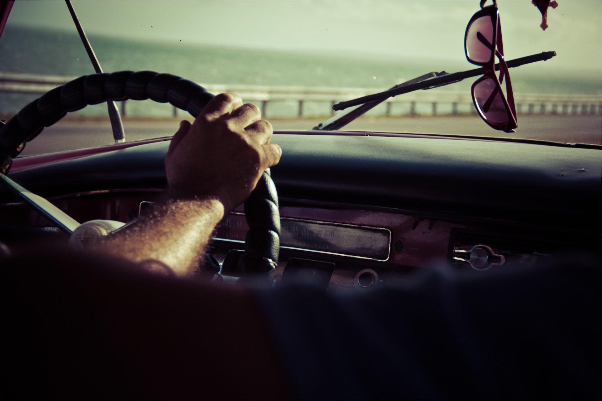 coche, conducir, volante, radio, vintage - Fondos de Pantalla HD - professor-falken.com