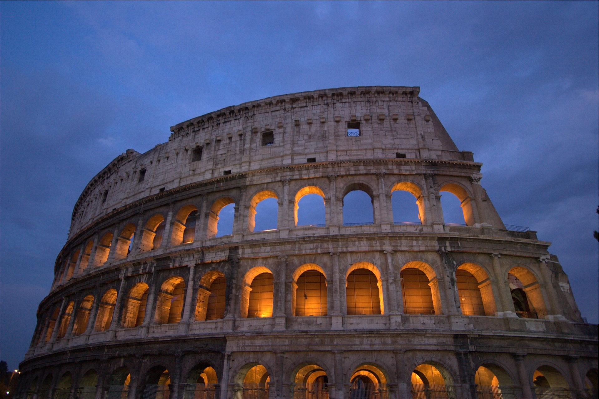 Kolosseum, Roman, Rom, Empire, Italien - Wallpaper HD - Prof.-falken.com