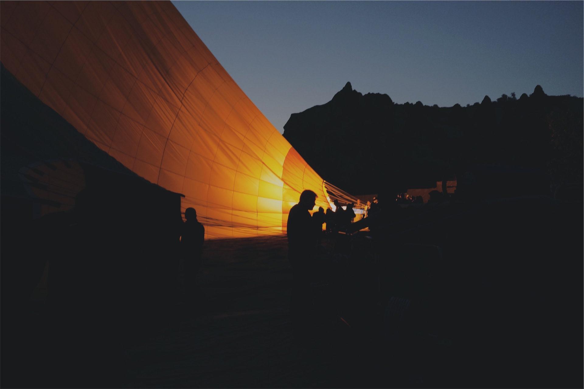 воздушный шар, aeroestático, огонь, воздух, Муха - Обои HD - Профессор falken.com