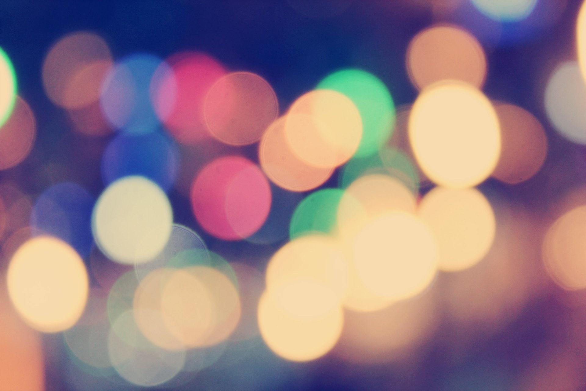 lumières, nuit, Ville, trafic, flou - Fonds d'écran HD - Professor-falken.com