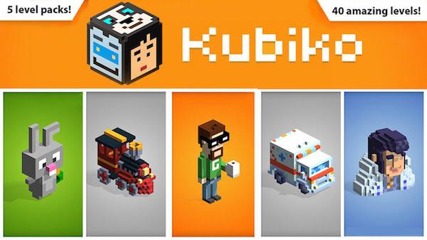 5 giochi puzzle giochi per esercitare il vostro cervello durante il fine settimana - KUBIKO - Professor-falken.com