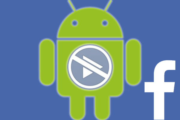 Android Facebook アプリで動画の自動再生を無効にする方法