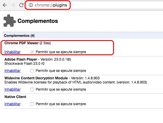 Comment faire pour désactiver l'affichage des documents PDF qui par défaut Google Chrome - Image 1 - Professor-falken.com