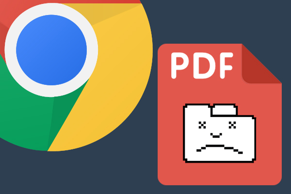 كيفية تعطيل عرض ملفات Pdf التي تجمع جوجل كروم بعيب