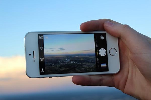 Como habilitar, ou desativar, acesso à câmara do fechamento em seu iPhone com o iOS tela 10