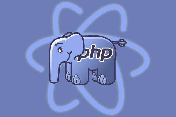 Was ist eine Atomuhr und wie erstelle ich eine Anfrage für die Zeit in PHP