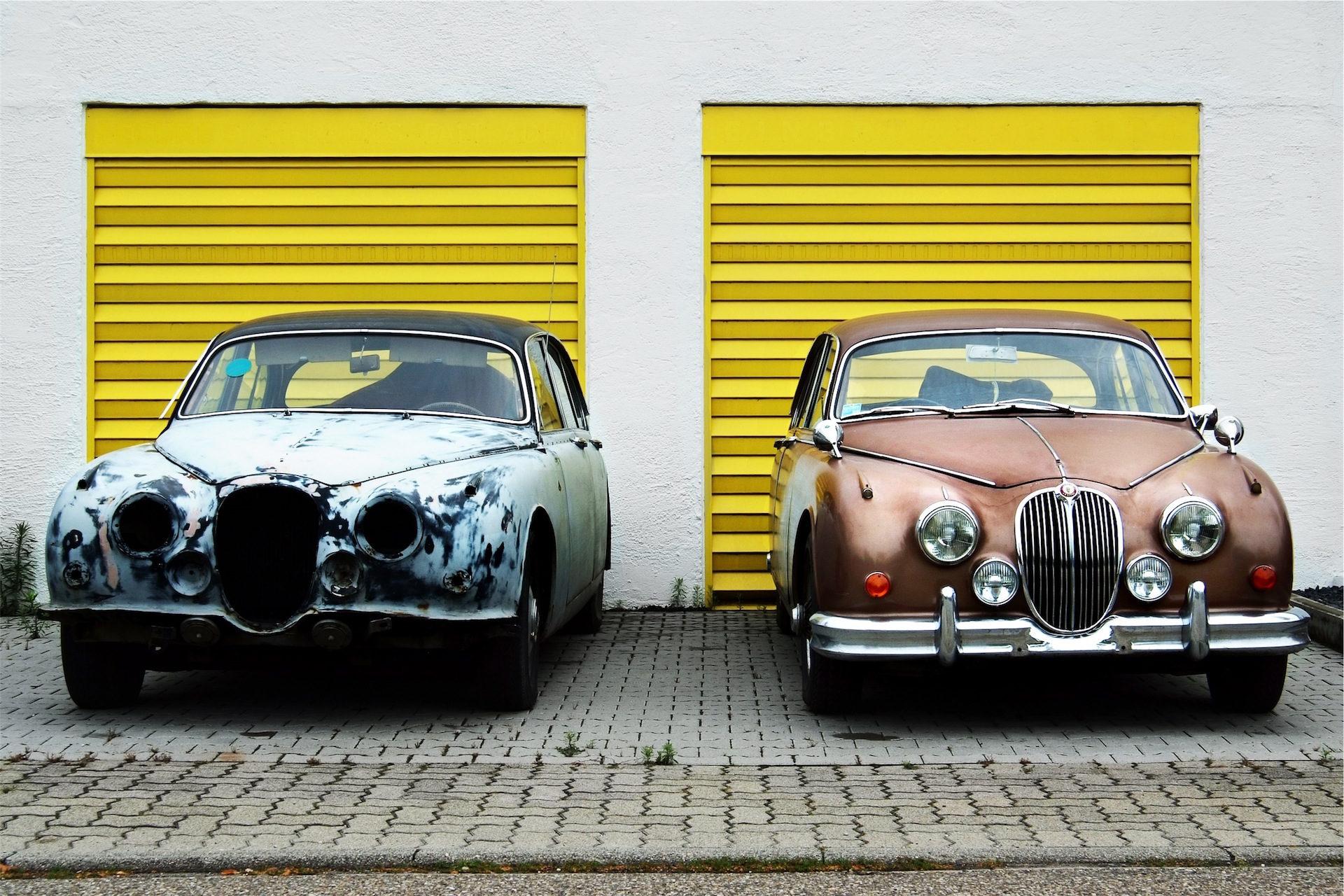 coches, viejo, renovado, vintage, clásico - Fondos de Pantalla HD - professor-falken.com