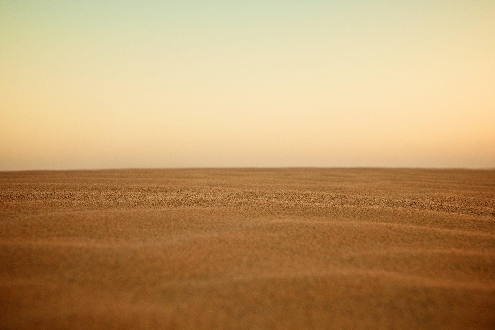 пустыня, песок, Соледад, потеряли, Расстояние - Обои HD - Профессор falken.com