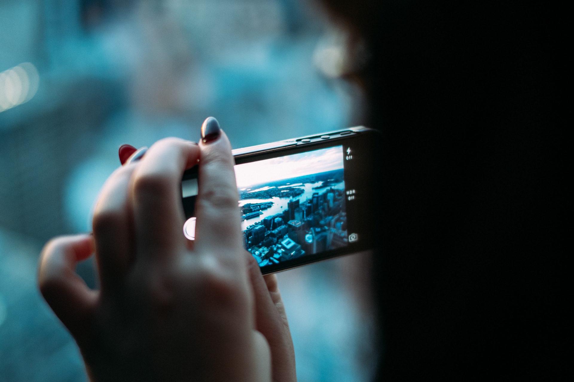 femme, mains, Mobile, ongles, photographie - Fonds d'écran HD - Professor-falken.com